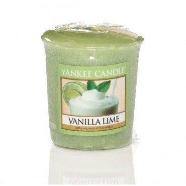 Sampler Vanilla Lime Yankee Candle