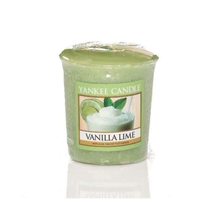 Sampler Vanilla Lime Yankee Candle