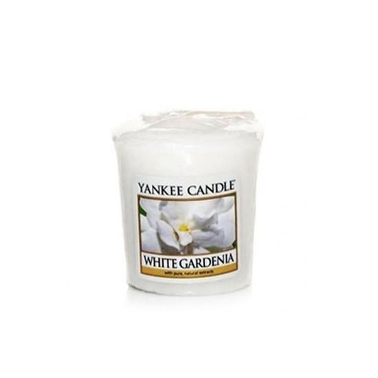 Sampler White Gardenia Yankee Candle