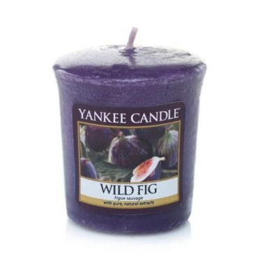 Sampler Wild Fig Yankee Candle