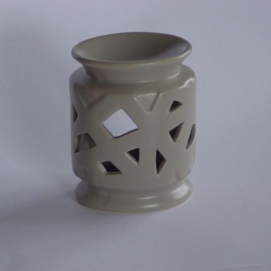 Kominek ceramiczny JT120038 capuccino