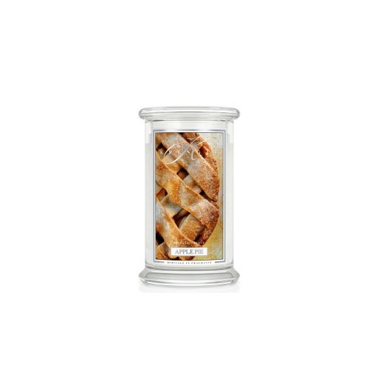 Duża świeca Apple Pie Kringle Candle