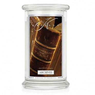 Duża świeca Archives Kringle Candle