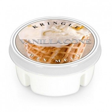 Wosk Vanilla Cone Kringle Candle