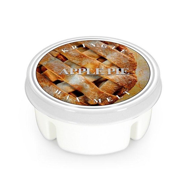 Wosk Apple Pie Kringle Candle