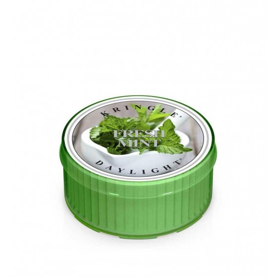Daylight świeczka Fresh Mint Kringle Candle