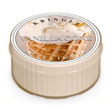 Świeczka Vanilla Cone Kringle Candle