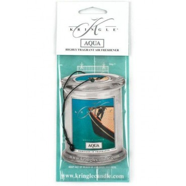 Air Fresheners Aqua Kringle Candle