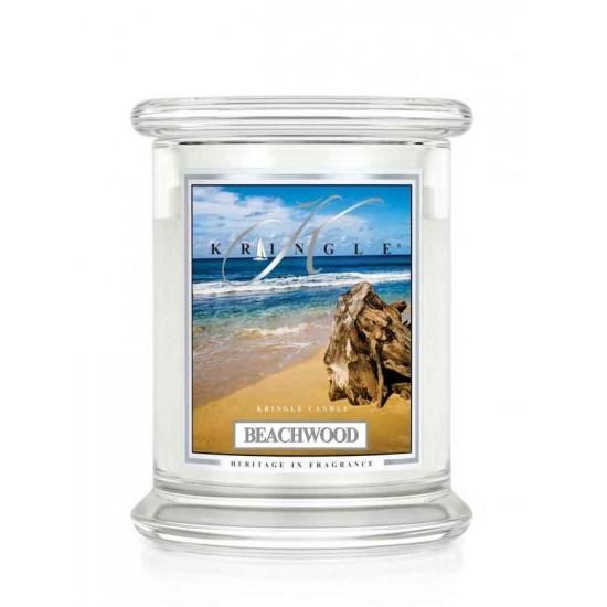 Średnia świeca Beachwood Kringle Candle