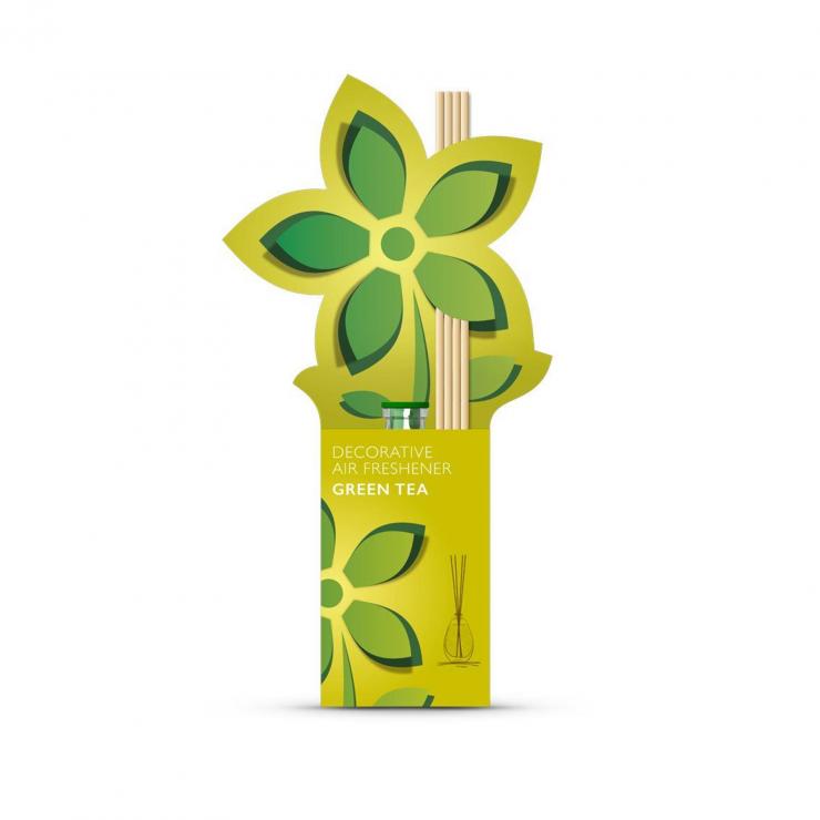 Dekoracyjny Odświeżacz Powietrza Trawa Cytrynowa