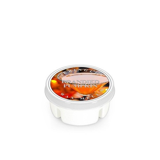 Wosk Brandied Pumpkin Kringle Candle