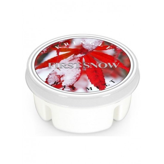 Wosk zapachowy First Snow Kringle Candle