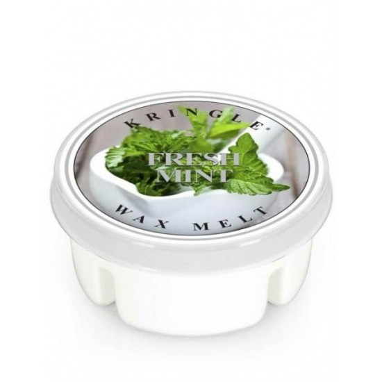 Wosk zapachowy Fresh Mint Kringle Candle