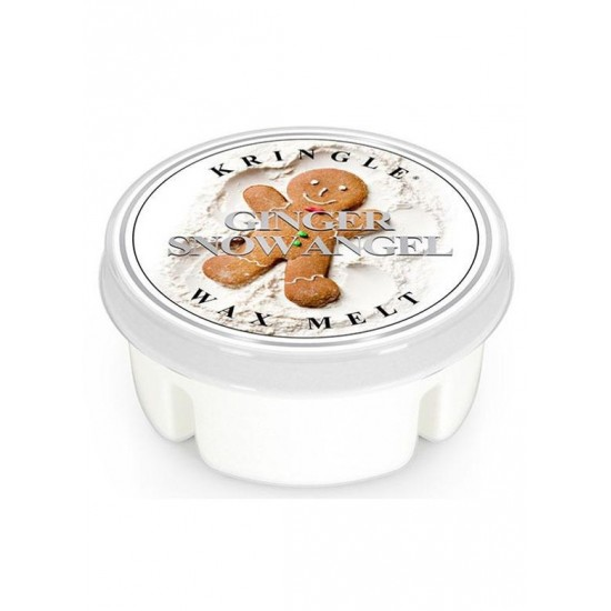 Wosk Ginger Snow Angel Kringle Candle