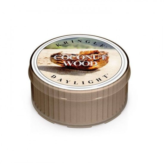 Daylight świeczka Coconut Wood Kringle Candle