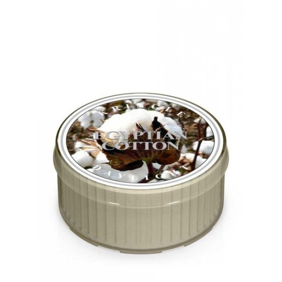 Daylight świeczka Egyptian Cotton Kringle Candle