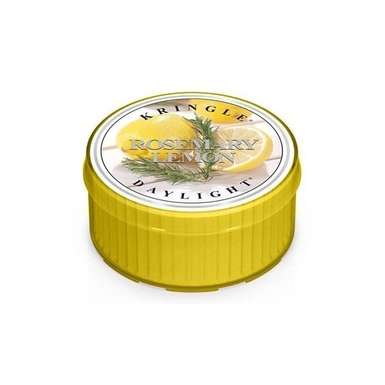Daylight świeczka Rosemary Lemon Kringle Candle