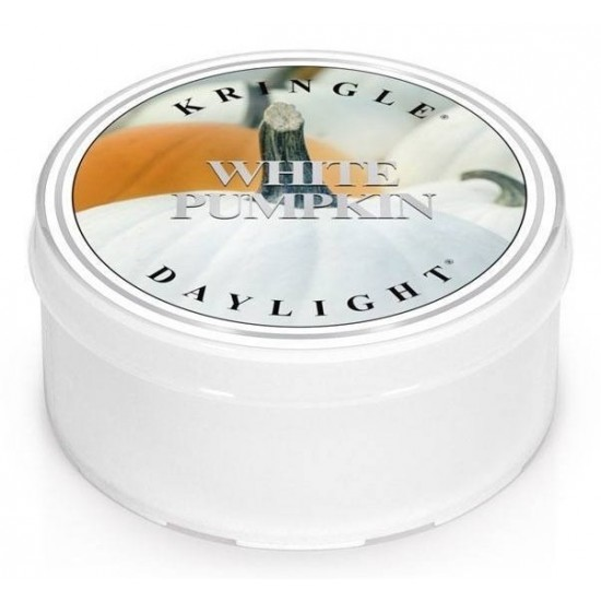 Daylight świeczka White Pumpkin Kringle Candle