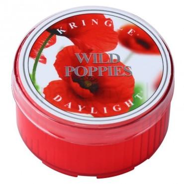Świeczka zapachowa Wild Poppies Kringle Candle