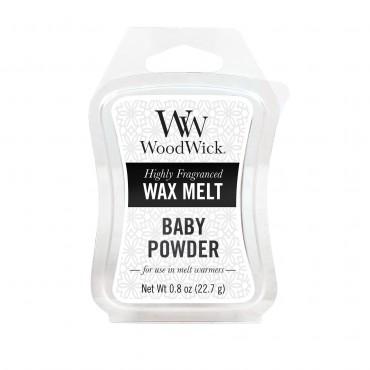 Wosk zapachowy Baby Powder WoodWick
