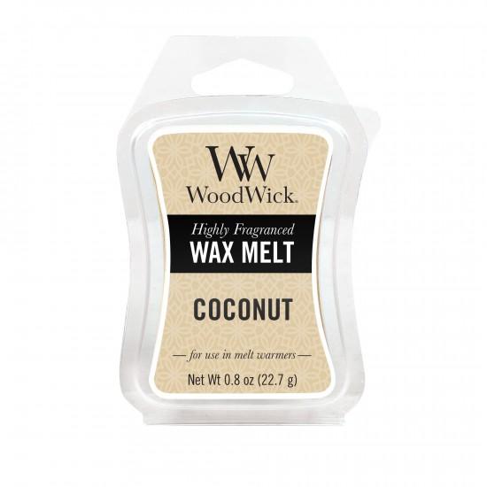 Wosk zapachowy Coconut WoodWick