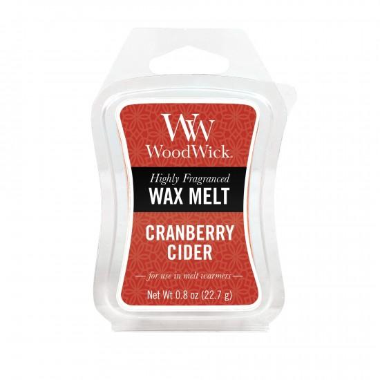Wosk zapachowy Cranberry Cider WoodWick