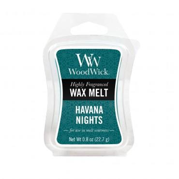 Wosk zapachowy Havana Nights WoodWick