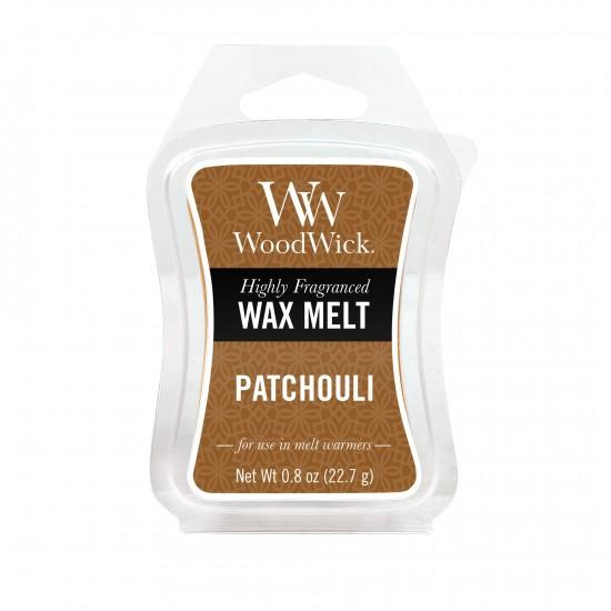 Wosk zapachowy Patchouli WoodWick