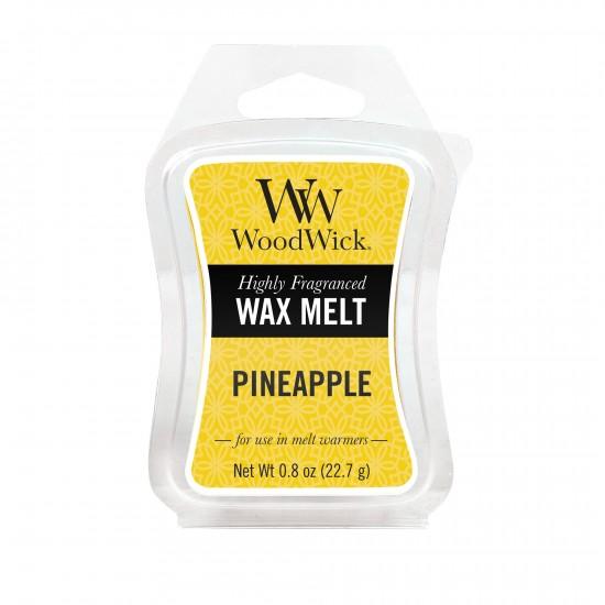 Wosk zapachowy Pineapple WoodWick