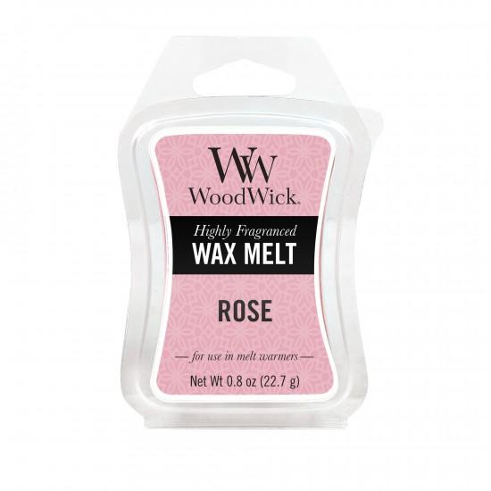 Wosk zapachowy Rose WoodWick