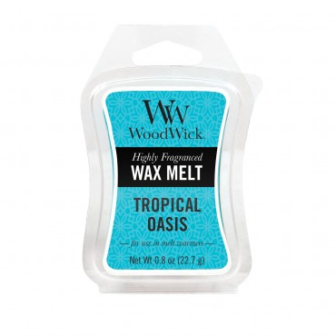 Wosk zapachowy Tropical Oasis WoodWick