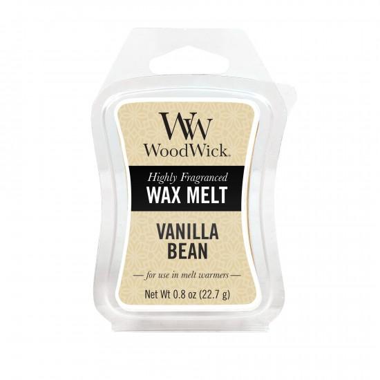 Wosk zapachowy Vanilla Bean WoodWick