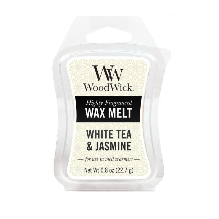 Wosk zapachowy White Tea & Jasmine WoodWick