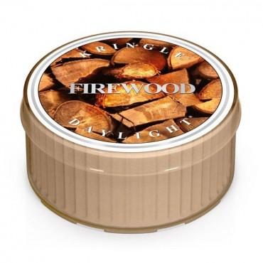 Świeczka zapachowa Firewood Kringle Candle
