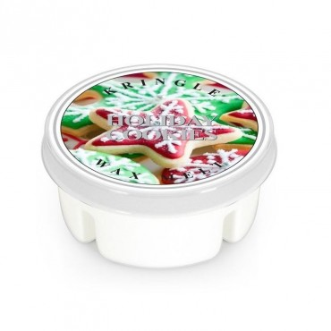 Wosk Holiday Cookies Kringle Candle