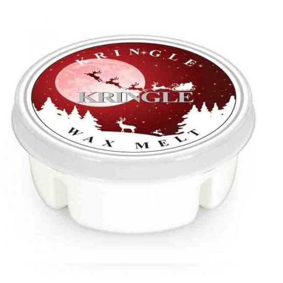 Wosk Kringle Kringle Candle