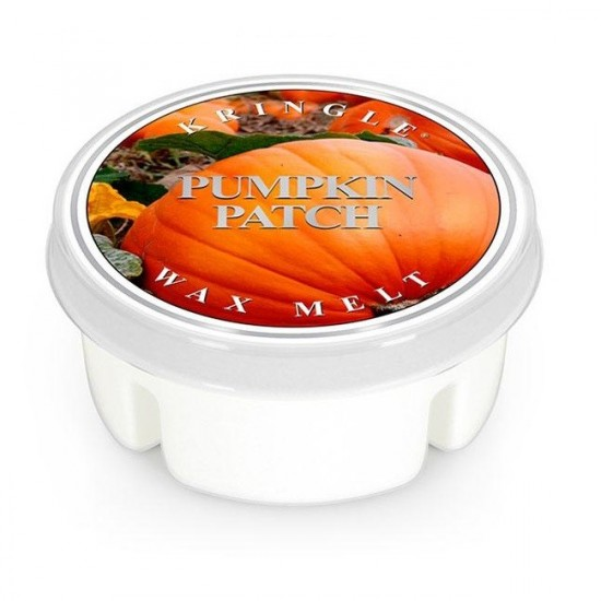 Wosk Pumpkin Patch Kringle Candle
