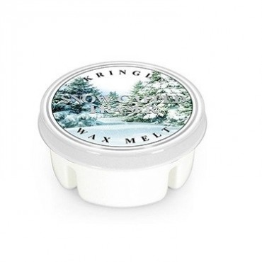 Wosk Snow-capped Fraser Kringle Candle