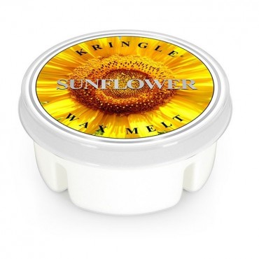 Wosk Sunflower Kringle Candle