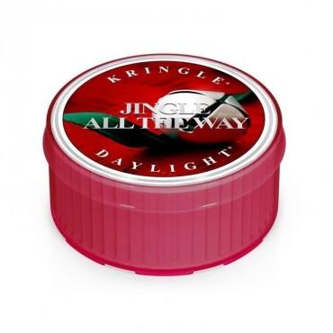 Daylight świeczka Jingle All the Way Kringle Candle
