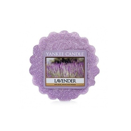 Wosk Lavender Yankee Candle