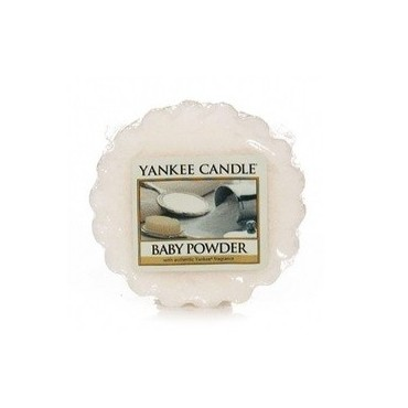 Wosk Baby Powder Yankee Candle