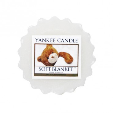 Wosk Soft Blanket Yankee Candle
