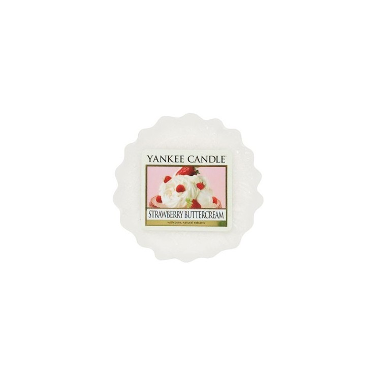Wosk Strawberry Buttercream Yankee Candle