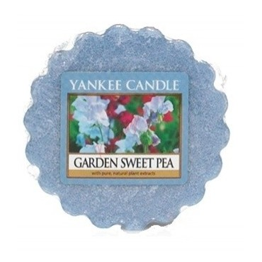 Wosk Garden Sweet Pea Yankee Candle