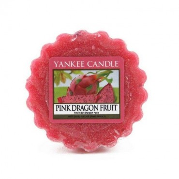 Wosk Pink Dragon Fruit Yankee Candle