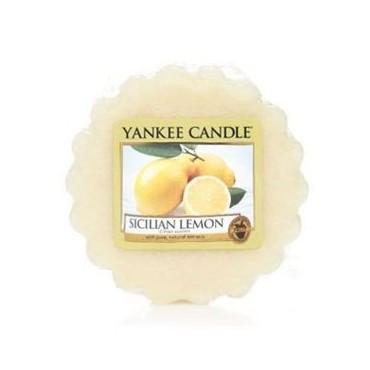 Wosk Sicilian Lemon Yankee Candle