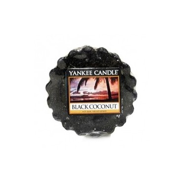 Wosk Black Coconut Yankee Candle