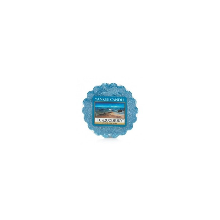 Wosk Turquoise Sky Yankee Candle