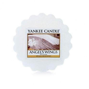 Wosk Angel's Wings Yankee Candle